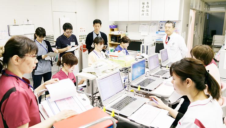 回復期リハビリテーション病棟(3B病棟) | 石川県済生会金沢病院